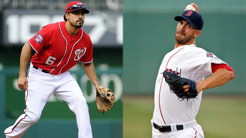 Rick Porcello y Anthony Rendón son los Regresos del Año en Grandes Ligas