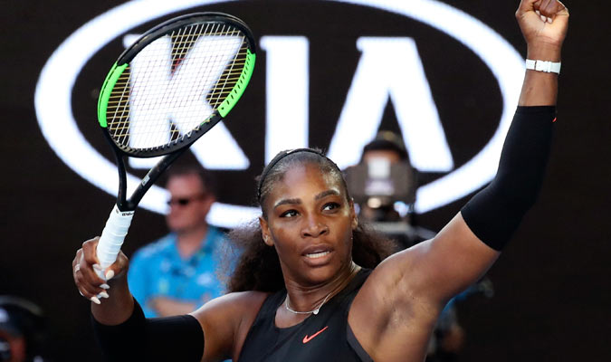 Serena Williams disputará la final contra Venus