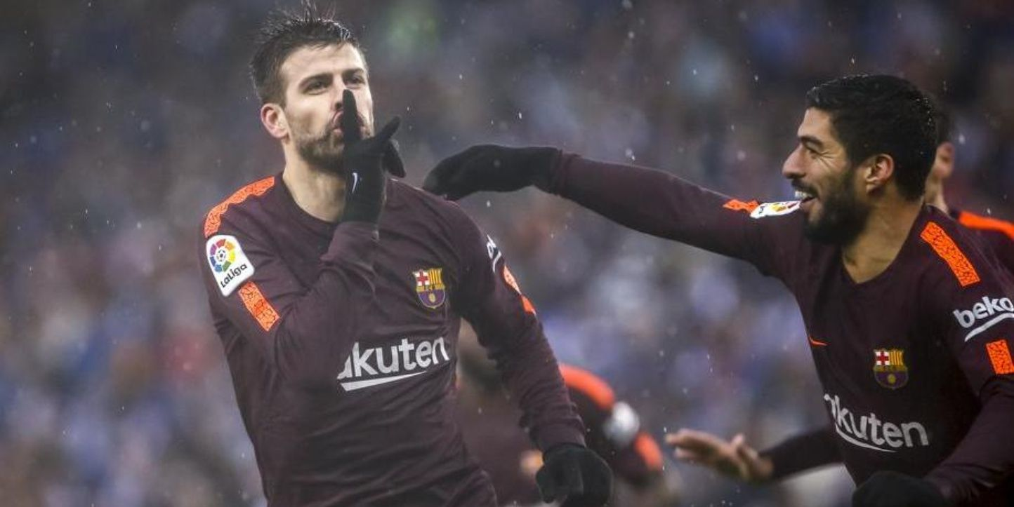 Gerard Piqué, The Special Two