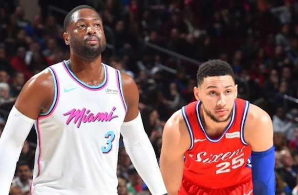 Playoffs 2018 NBA: Philadelphia 76ers vs. Miami Heat, Futuro vs Gladiadores
