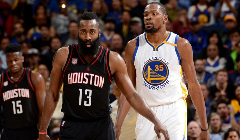 Playoffs 2018 NBA: Warriors superiores que los Rockets en el Oeste