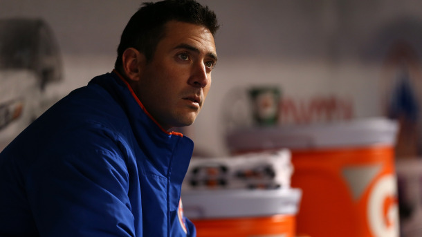 Matt Harvey con graves problemas