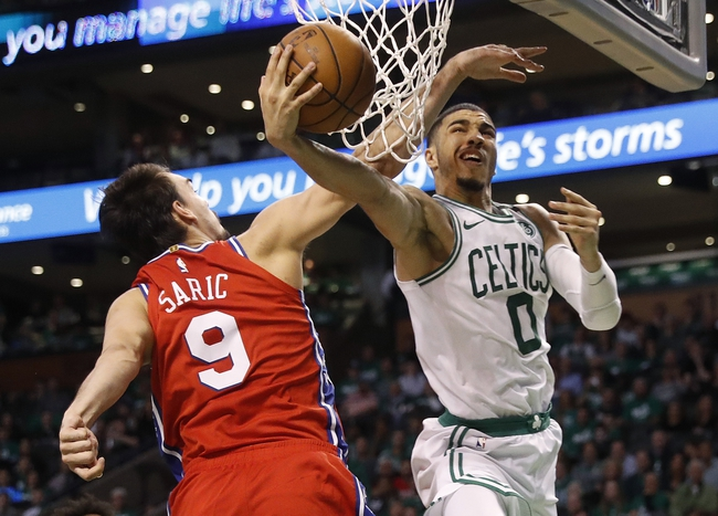 Playoffs 2018 NBA: Boston Celtics vs Philadelphia 76ers, La rivalidad ha vuelto