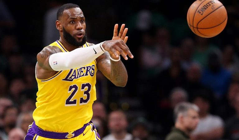 Eliminados los Lakers de LeBron James