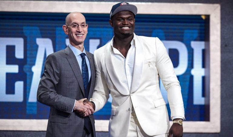 El fenómeno Zion Williamson, primer pick del Draft