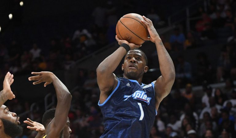 Joe Johnson logra su objetivo y regresa a la NBA con Detroit Pistons