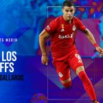 Erickson Gallardo Toronto FC Playoffs