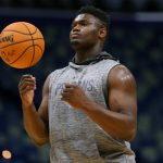 Zion Williamson NBA New Orleans Pelicans