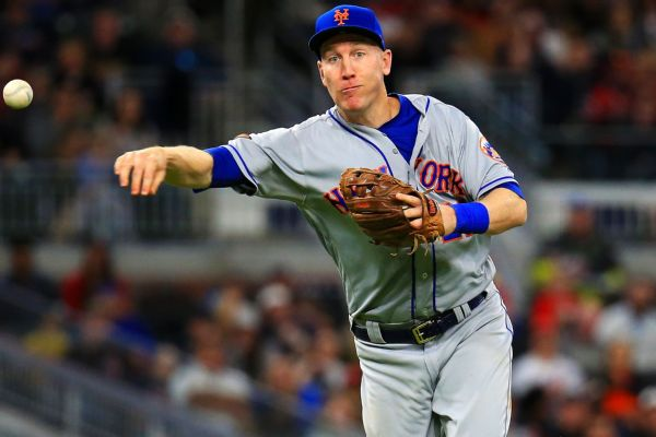 Agentes Libres Todd Frazier MLB Mets
