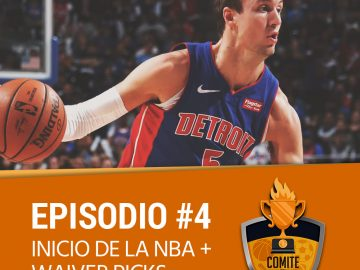 Inicio NBA y Waiver Picks HSM Comité del Fantasy
