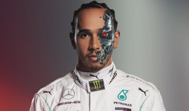 Lewis Hamilton: The Machine