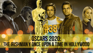 Irishman Once Upon a Time in Hollywood Oscars
