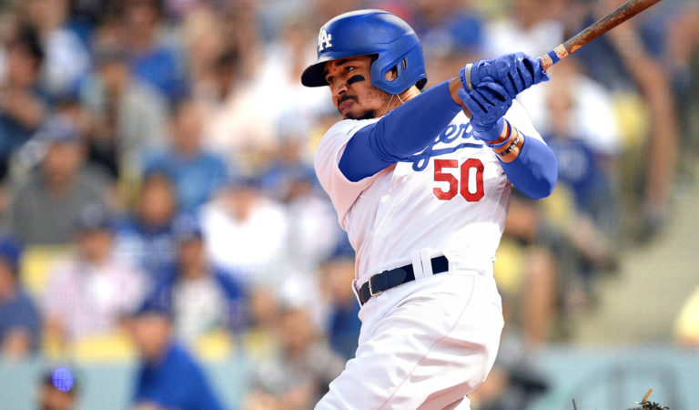 Analicemos el cambio de Mookie Betts a los Dodgers