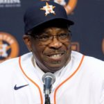 Houston Astros Dusty Baker