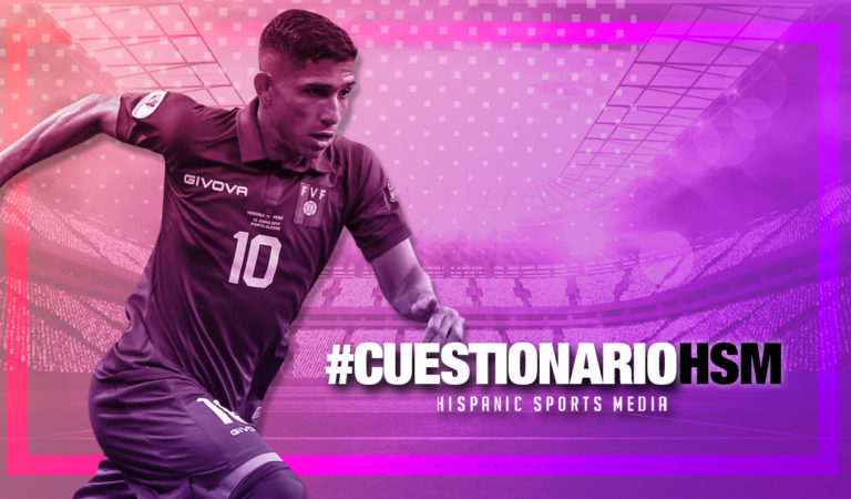 #CuestionarioHSM: Jefferson Savarino