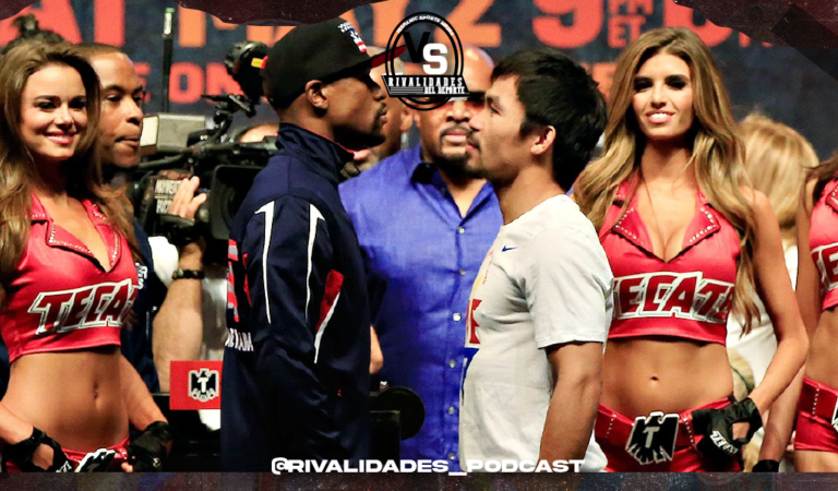 Rivalidades del Deporte: Floyd Mayweather Vs Manny Pacquiao