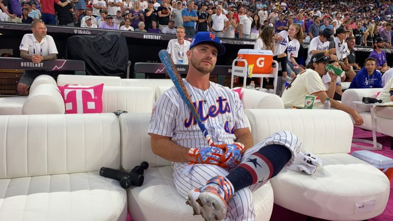 Pete Alonso Home Run Derby
